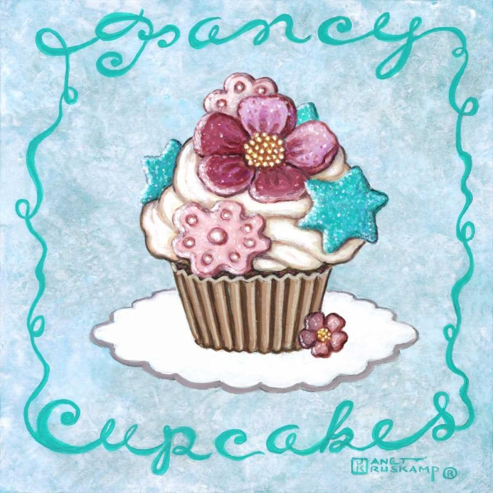 Fancy Cupcakes Kruskamp, Janet 95136