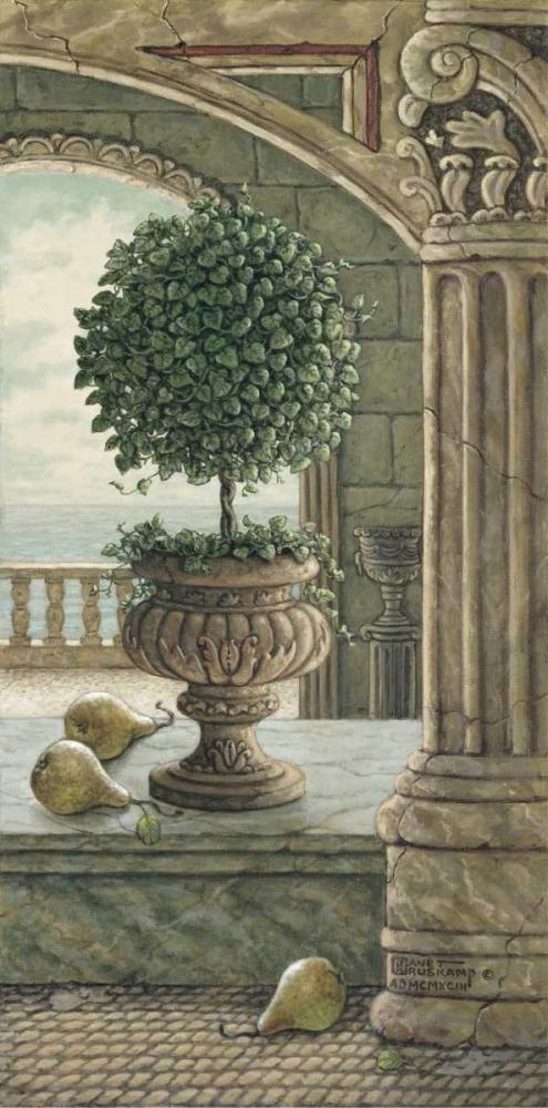 Pears and Topiary Kruskamp, Janet 94083