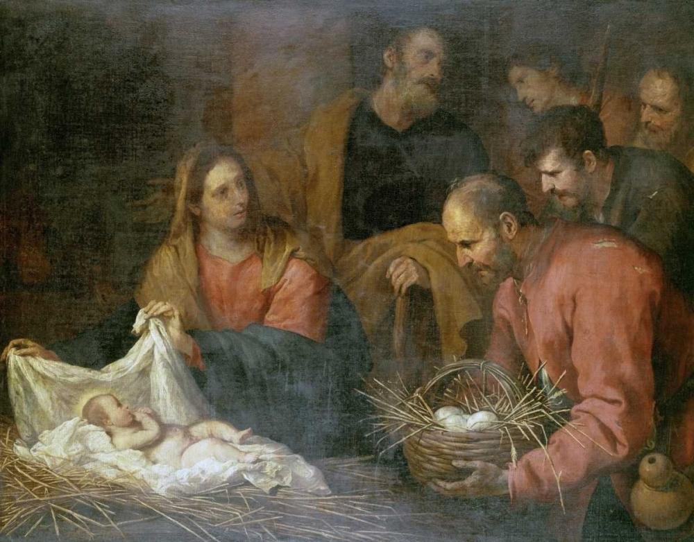 The Adoration of The Shepherds De Ferrari, Giovanni Andrea 88849