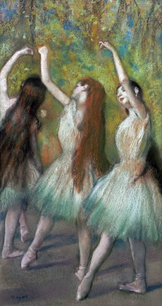Green Dancers Degas, Edgar 88856