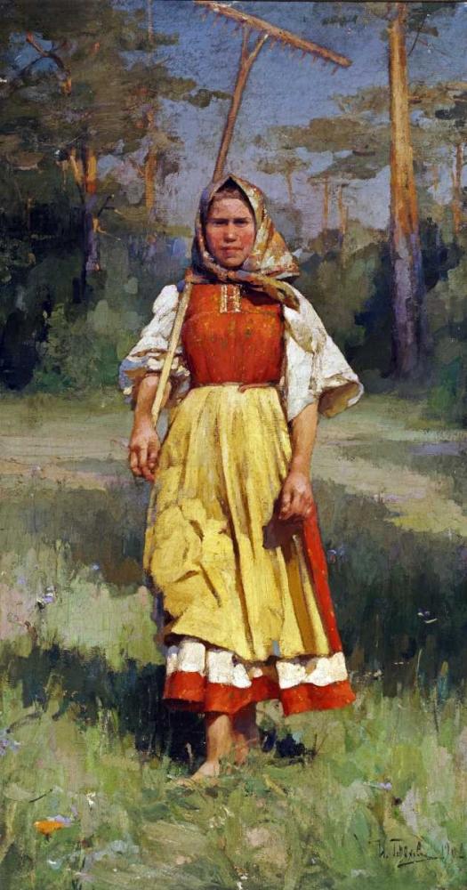 The Village Girl Gorokhoff, Ivan Lavrentievitch 88905