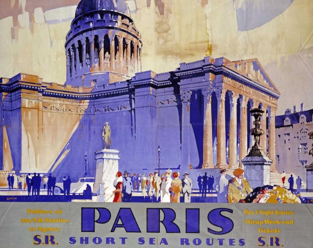 Paris, Southern Railway Grifin 88910