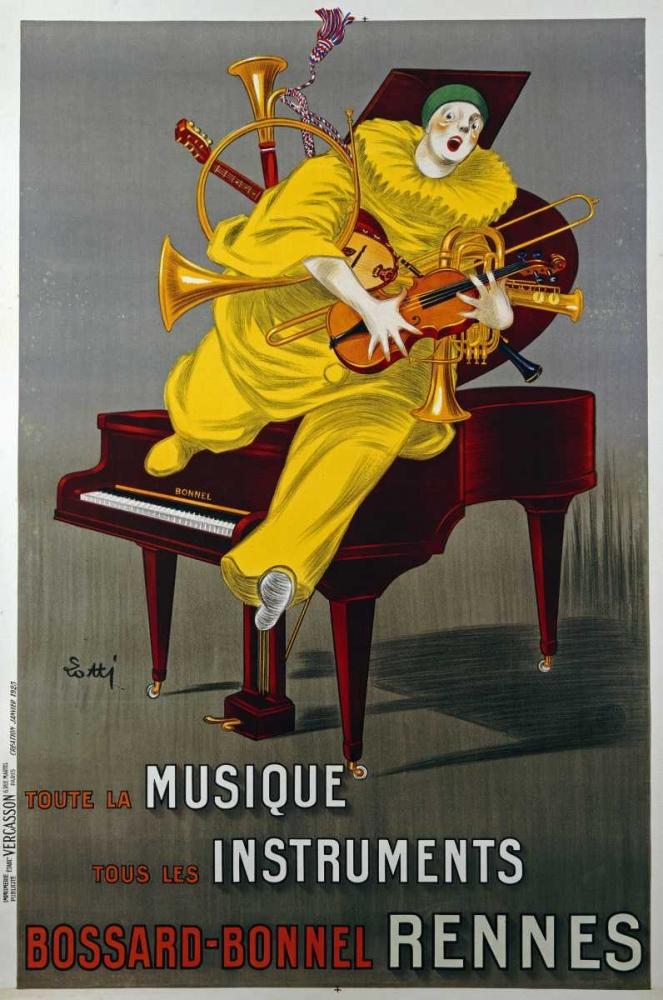 Toute La Musique, Tous Les Instruments Lotti 88984