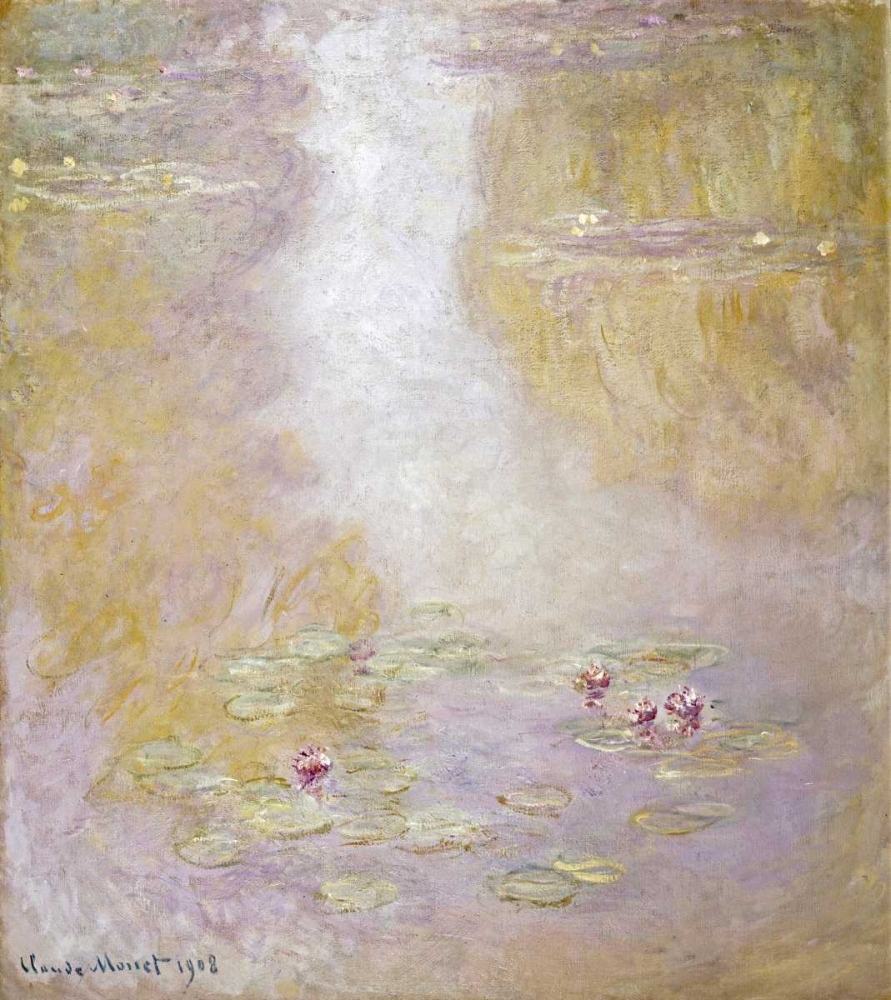 Water Lilies, Giverny Monet, Claude 89065