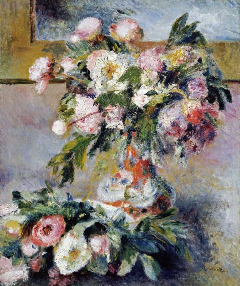 Peonies Renoir, Pierre-Auguste 89160