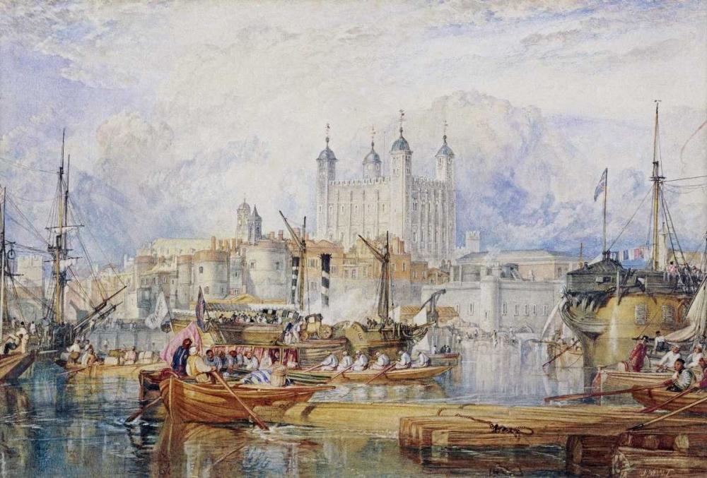 The Tower of London Turner, Joseph M.W. 89256
