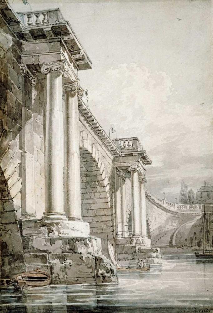 Old Blackfriars Bridge, London Turner, Joseph M.W. 89257