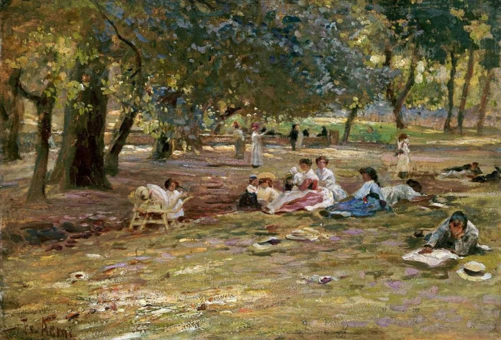 In The Park Aerni, Franz Theodor 89338