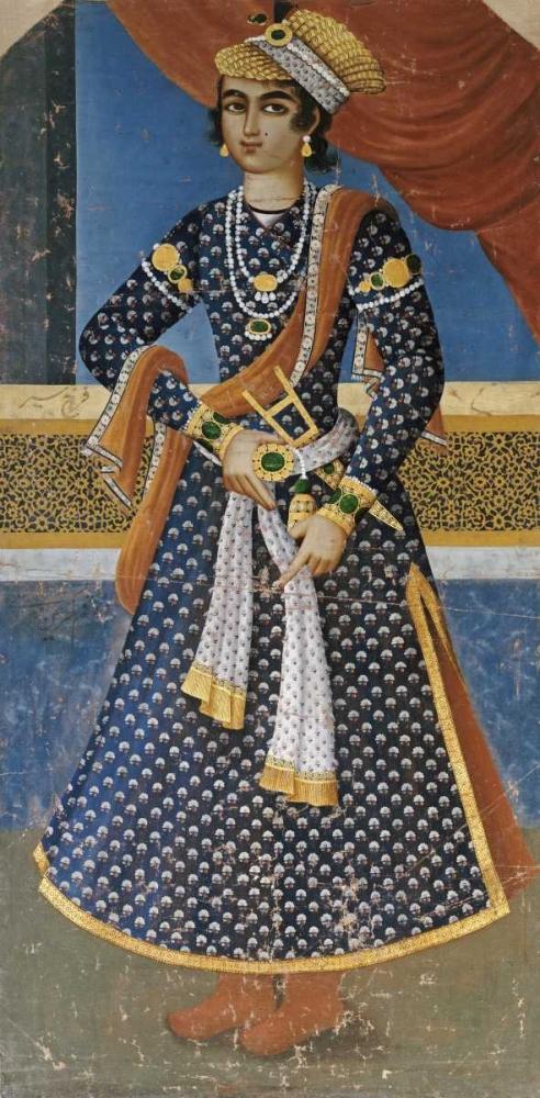 Portrait of Farrukh-Siyar Ali, Mihr 89342