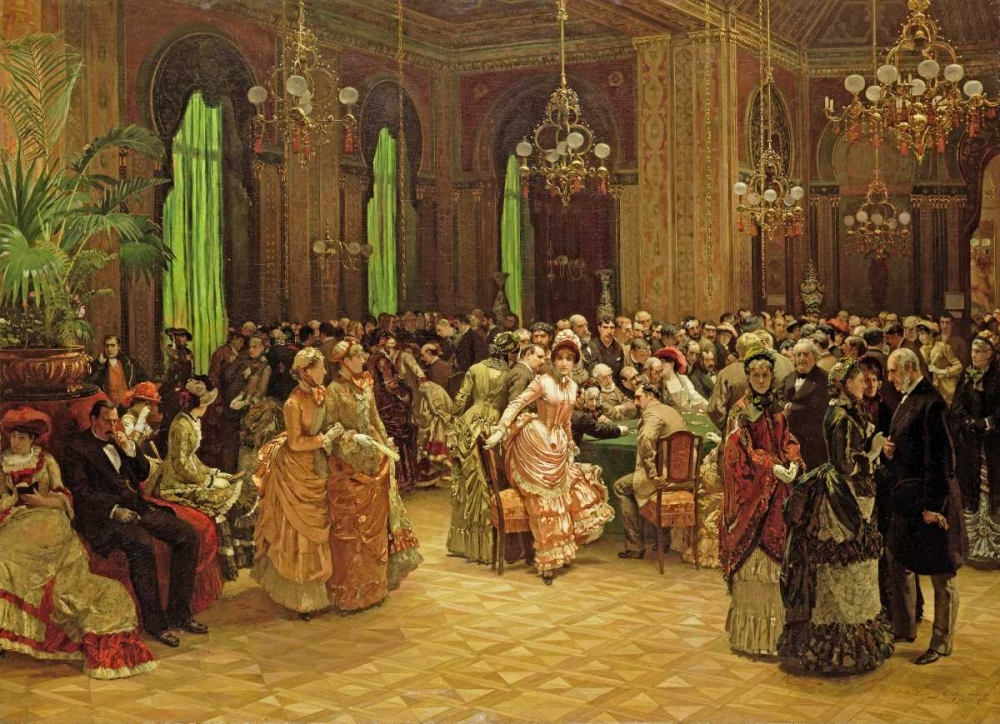 The Casino, Monte Carlo Bokelmann, Christian Ludwig 89391