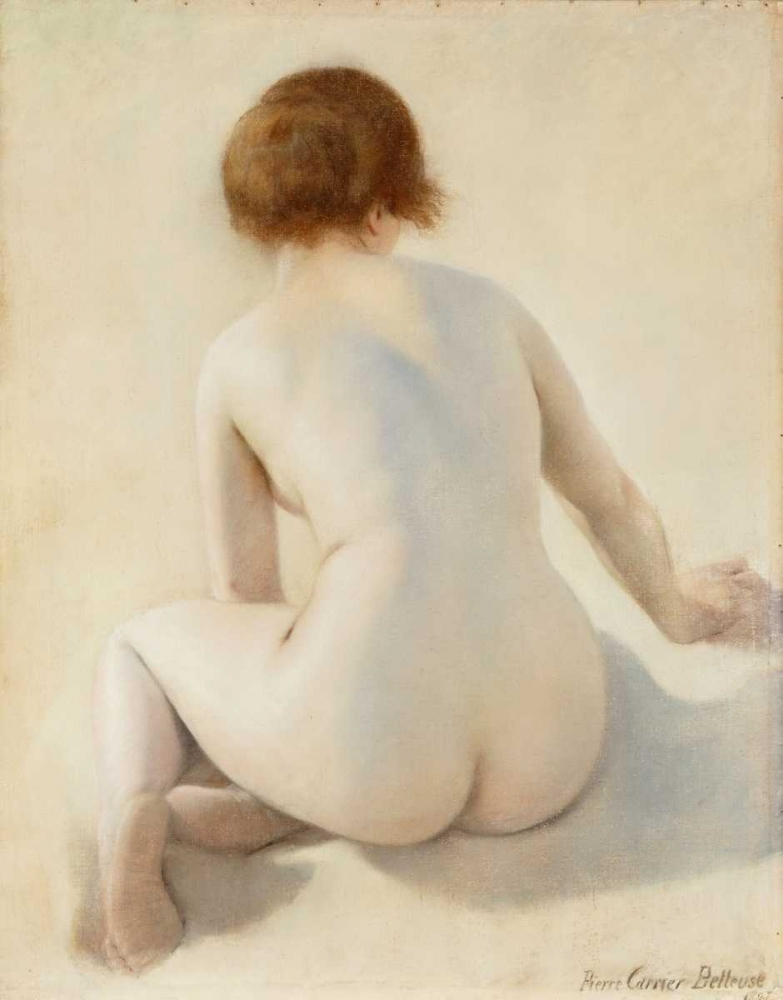 A Nude Carrier-Belleuse, Pierre 89442