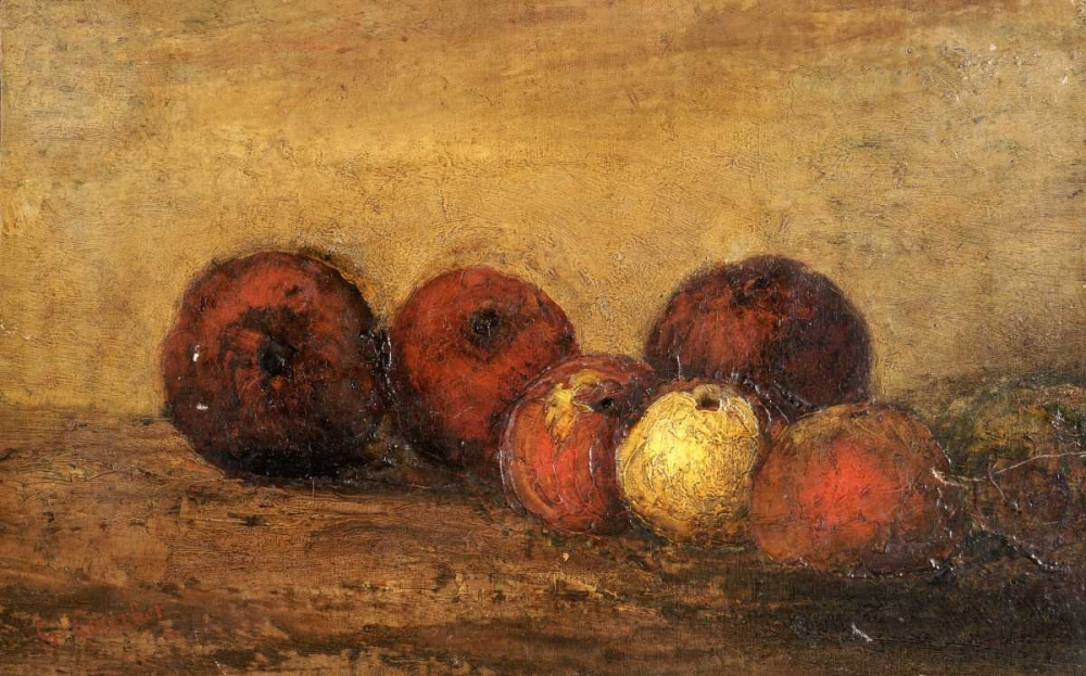 Apples Courbet, Gustave 89468