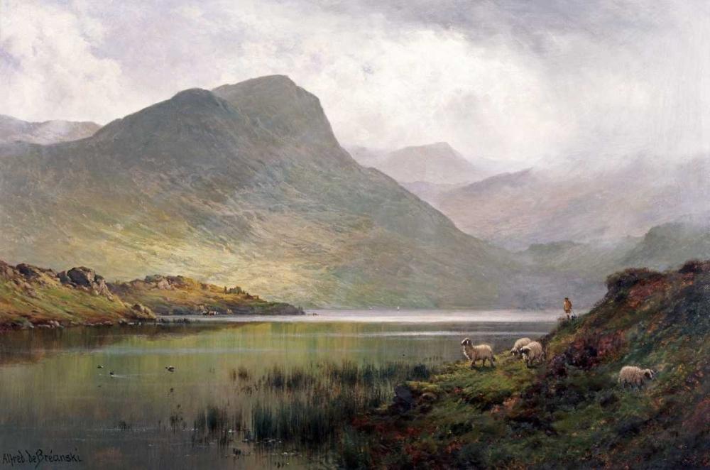 Loch Ness De Breanski, Alfred 89494