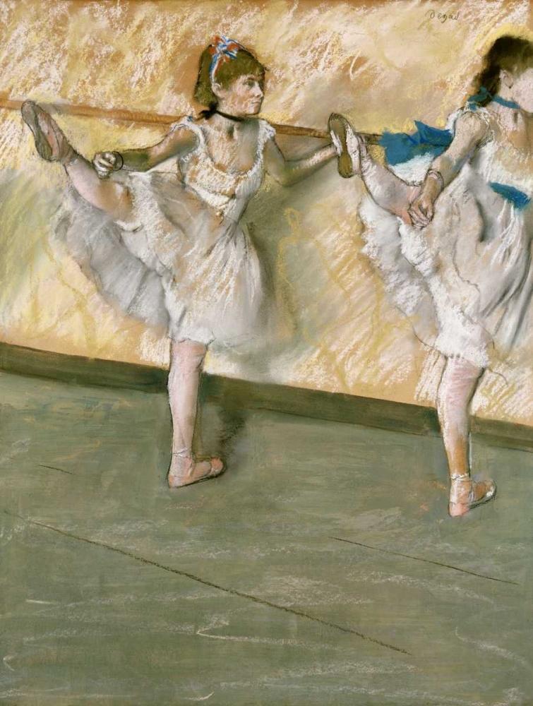 Dancers at The Bar Degas, Edgar 89510