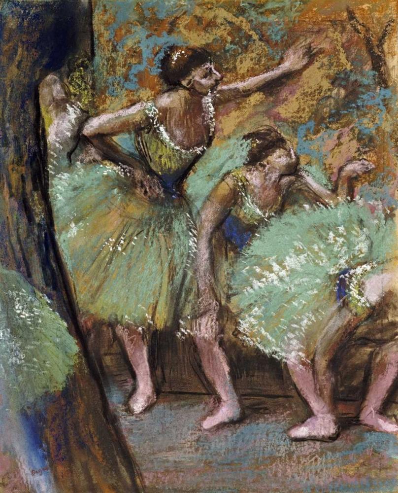 Danseuses Degas, Edgar 89511