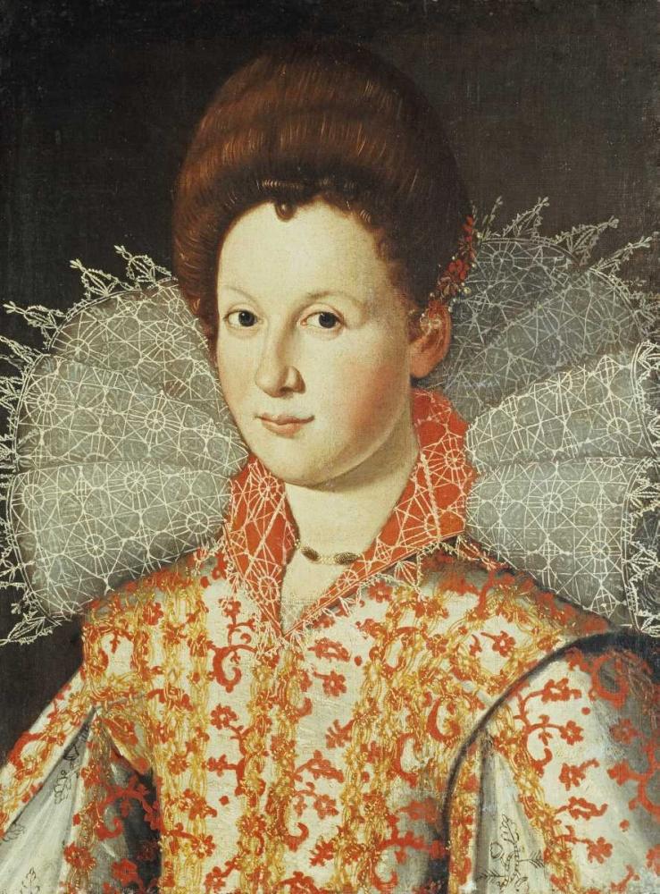 Portrait of a Lady Di Tito, Santi 89526