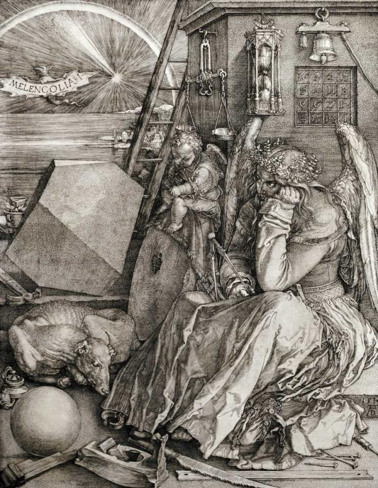 Melancholia Durer, Albrecht 89540