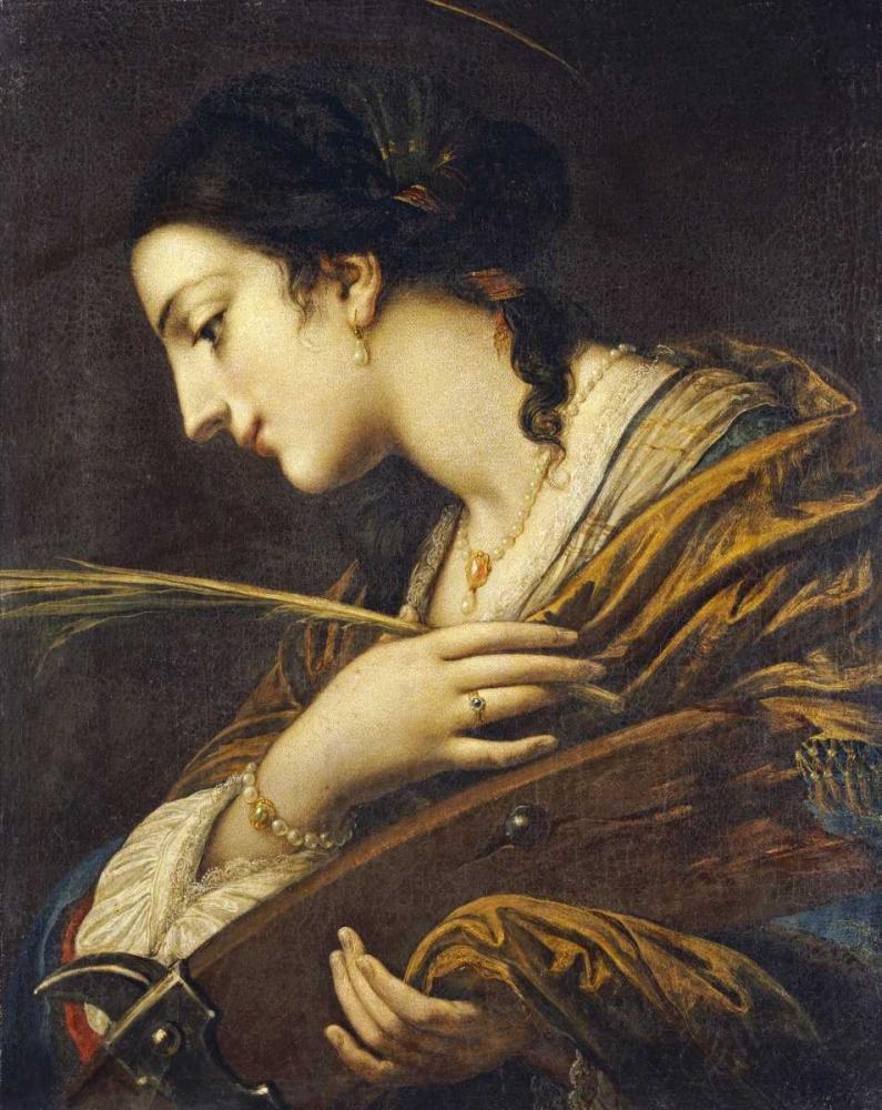 Saint Catherine of Alexandria Franceschini, Baldassare 89577