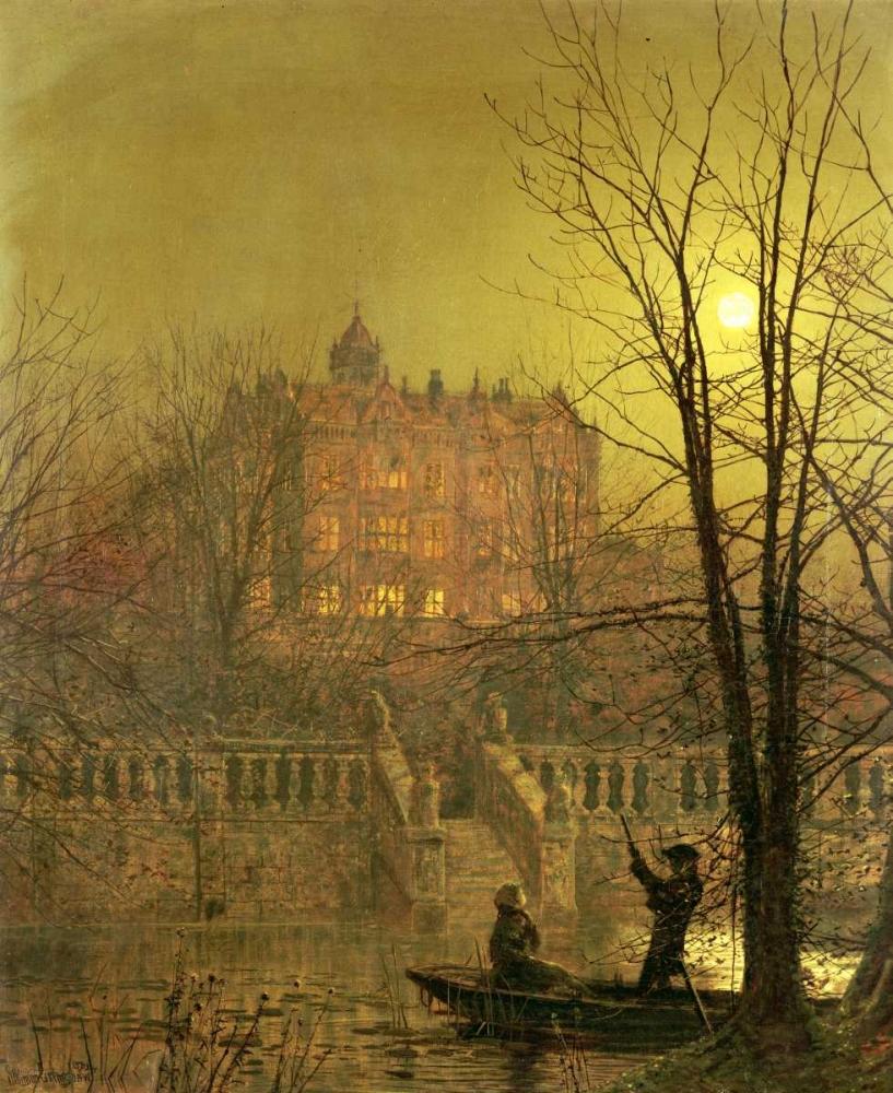 Under The Moonbeams Grimshaw, John Atkinson 89623