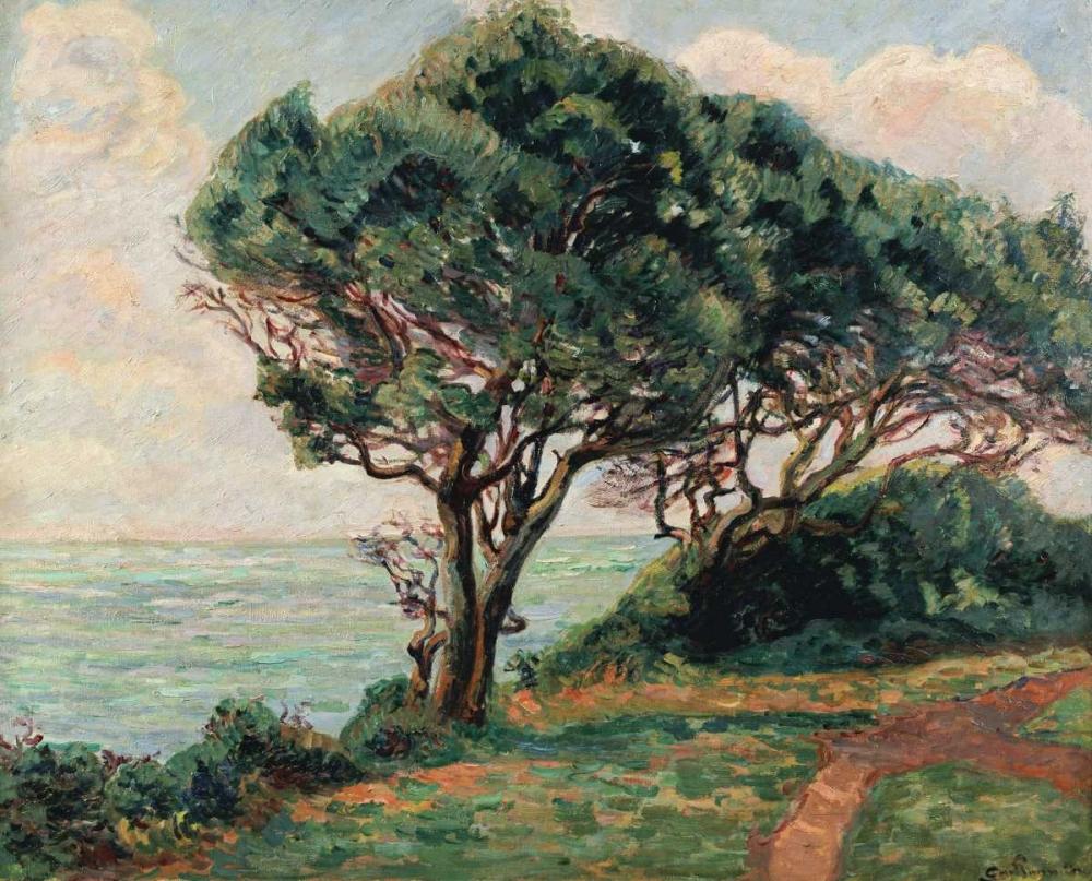 La Pointe De La Pierriere, St. Palais Guillaumin, Armand 89633