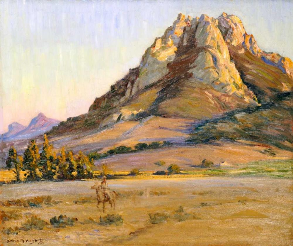 Castle Crags, San Luis Obispo Hazard, Arthur Merton 89654