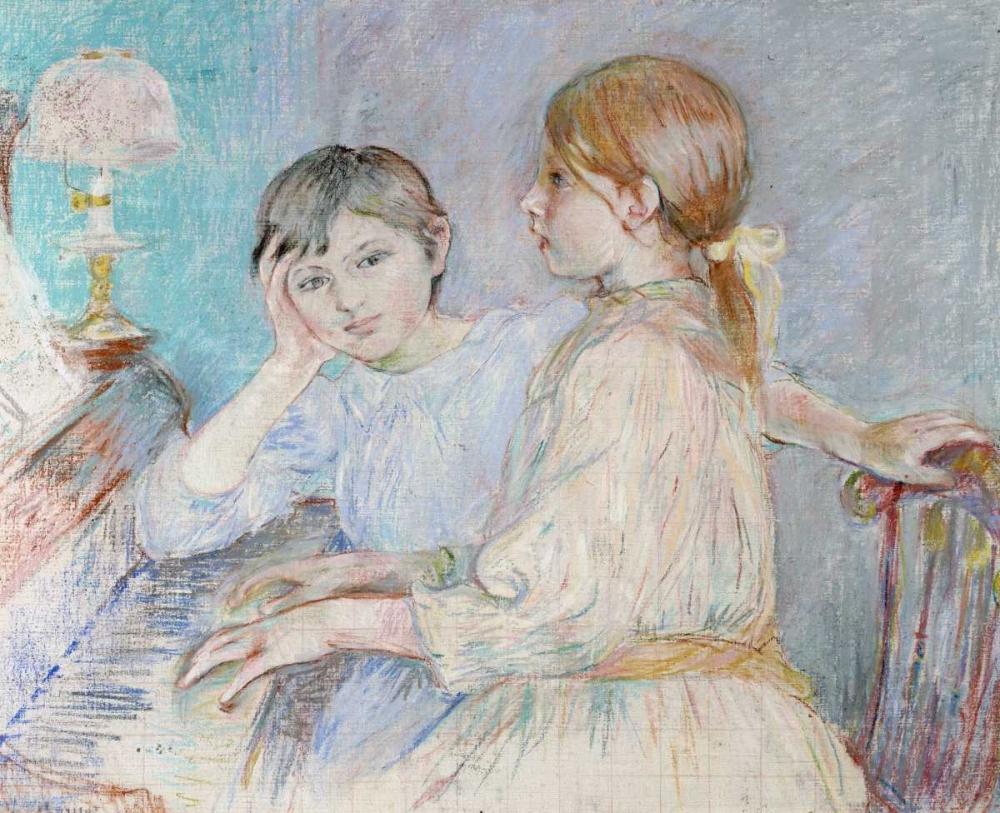 Le Piano Morisot, Berthe 89840