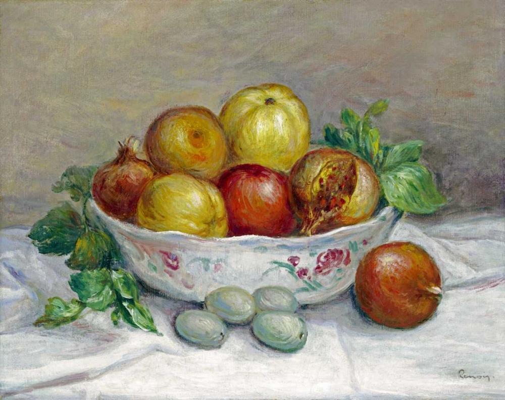 Nature Morte a La Grenade Renoir, Pierre-Auguste 89937