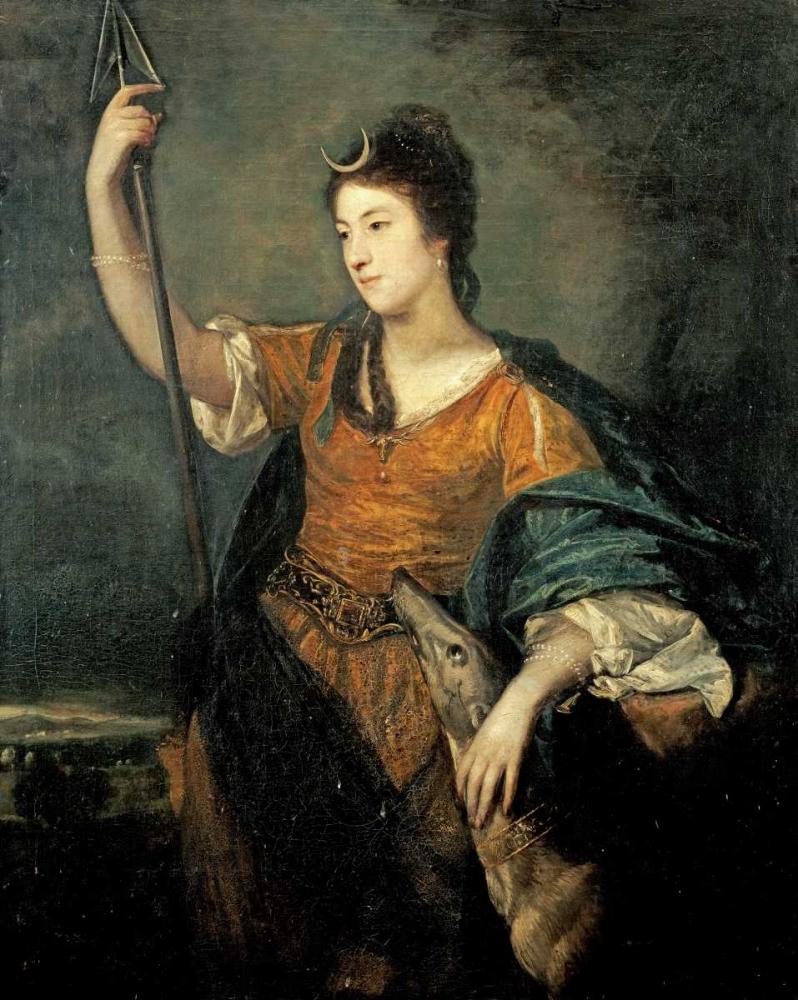 Portrait of Lady Anne Dawson Reynolds, Sir Joshua 89955