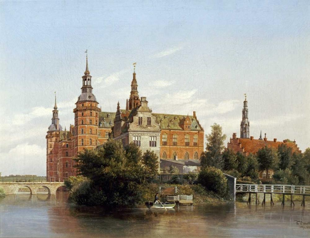 Frederiksborg Castle, Denmark Richardt, Ferdinand 89958