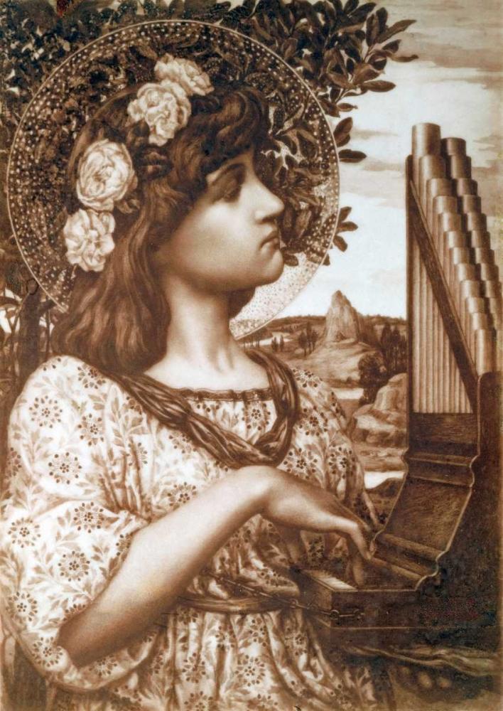 Saint Cecilia Ryland, Henry 89979