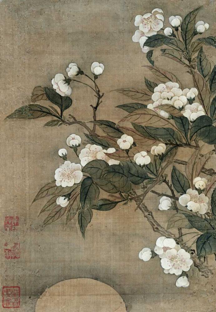 Pear Blossom and Moon Shouping, Yun 90007