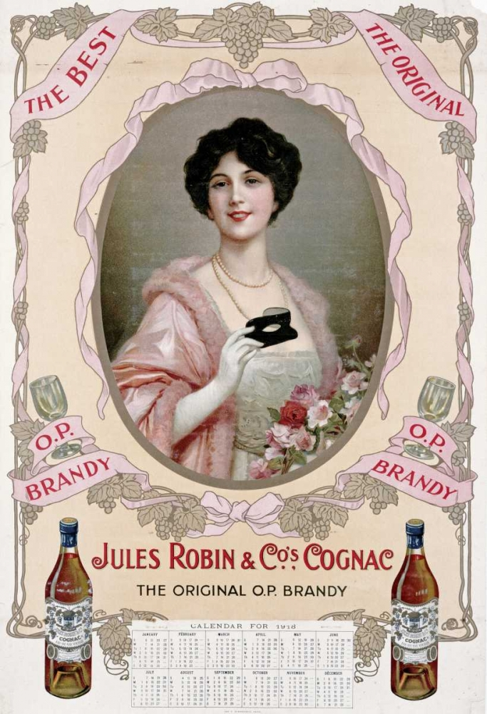 Jules Robin and Cos., Cognac Unknown 90071