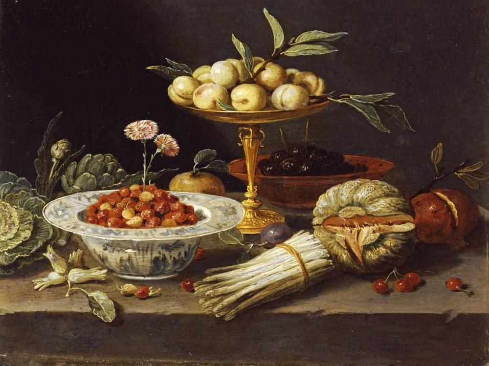 Wild Strawberries Van Kessel, Jan 90099