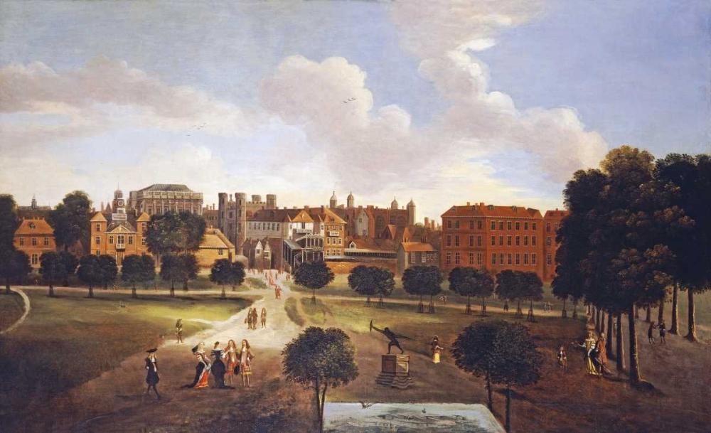 A View of Old Horse Guards Parade Van Wyck, Thomas 90106