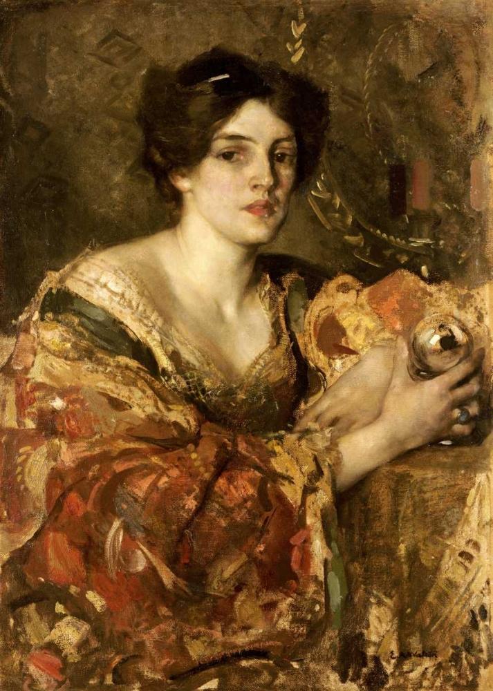 The Fortune Teller, Miss Jane Aitken Walton, Edward Arthur 90119