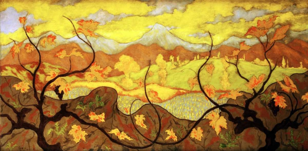 The Vines Ranson, Paul 90149