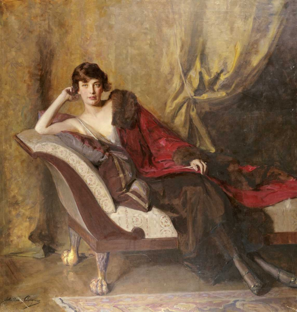 Portrait of Countess Michael Karolyi Adams, John Quincy 90151