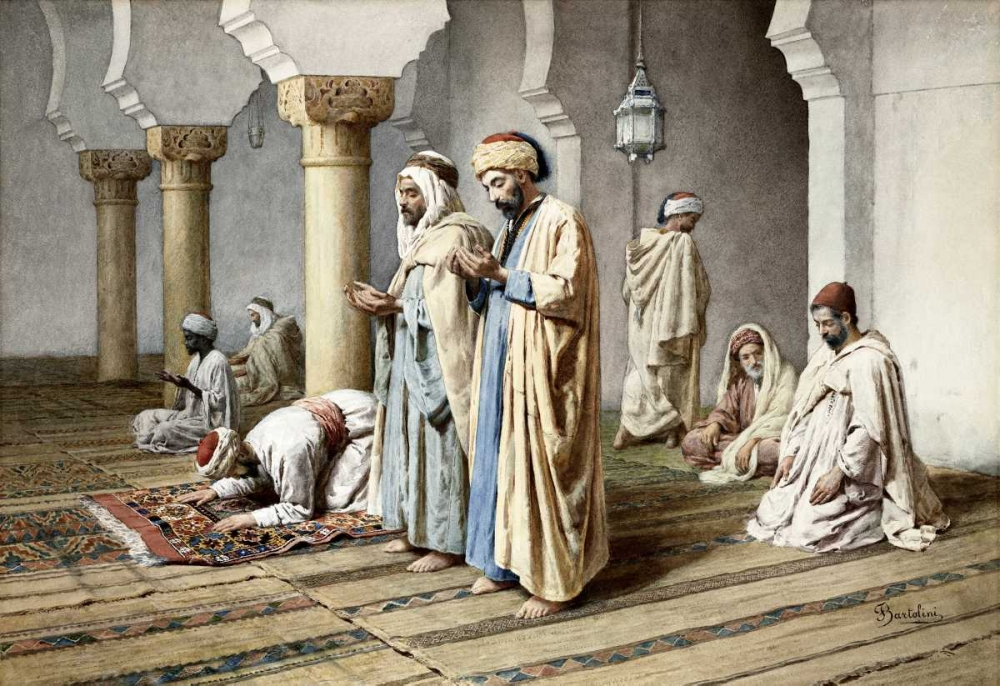 Arabs at Prayer Bartolini, Frederico 90176