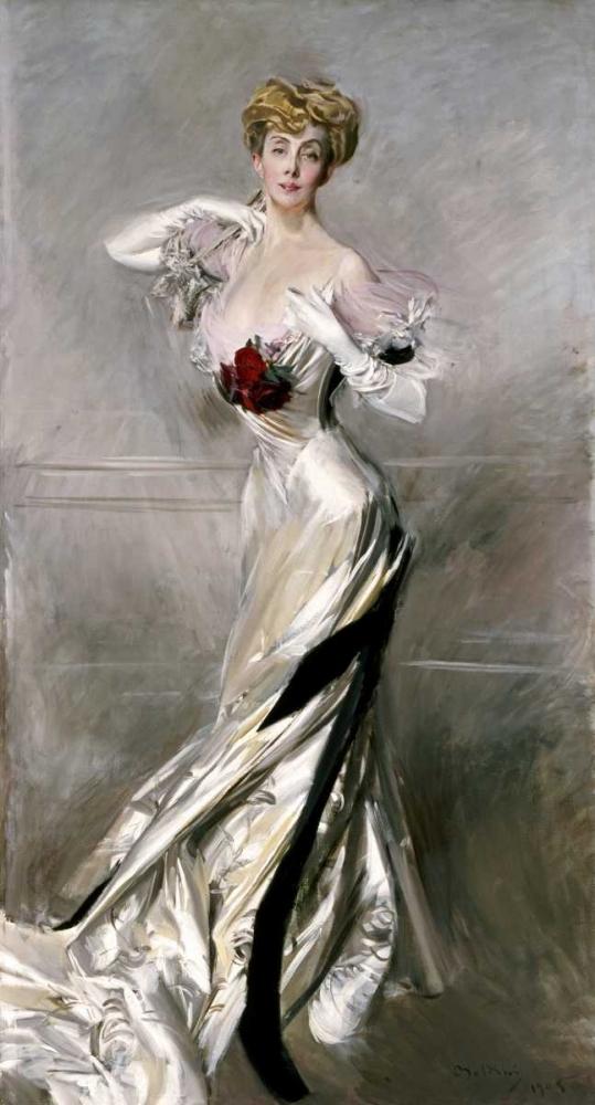 Portrait of The Countess Zichy Boldini, Giovanni 90230
