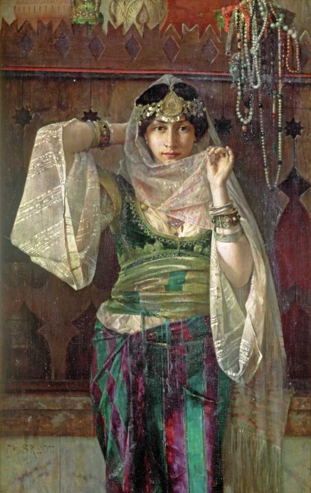 The Queen of The Harem Bredt, Ferdinand Max 90239