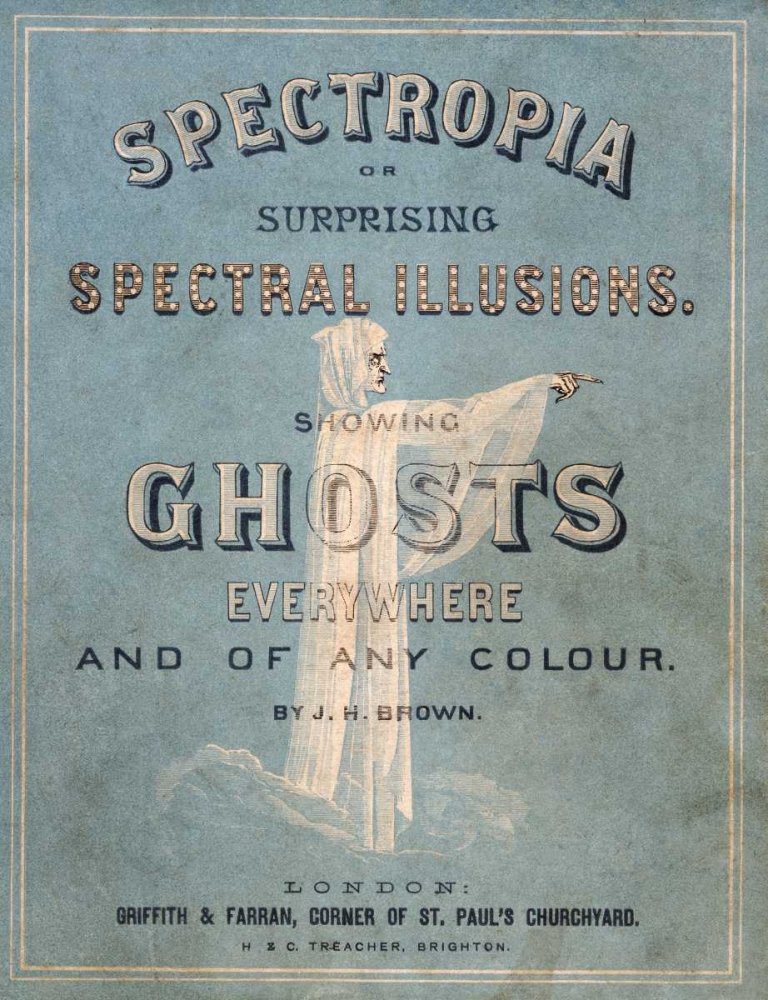 Surprising Spectral Illusions Brown, J.H. 90245