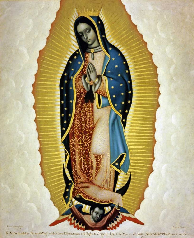 La Virgen De Guadalupe Cabrera, Miguel 90259