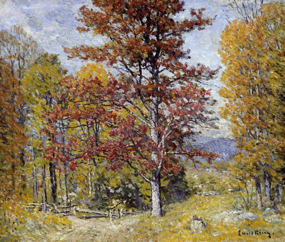 Early Autumn Enneking, John Joseph 90333