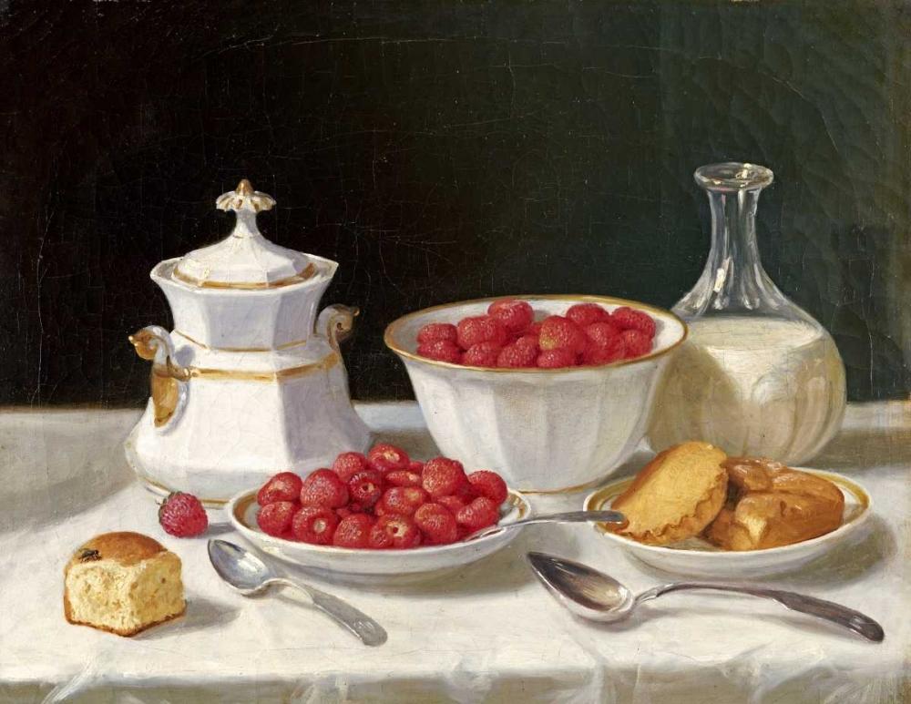 The Dessert Table Francis, John F. 90342