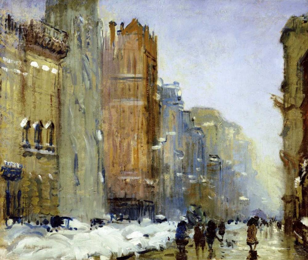 Fifth Avenue, New York Goodwin, Arthur Clifton 90360