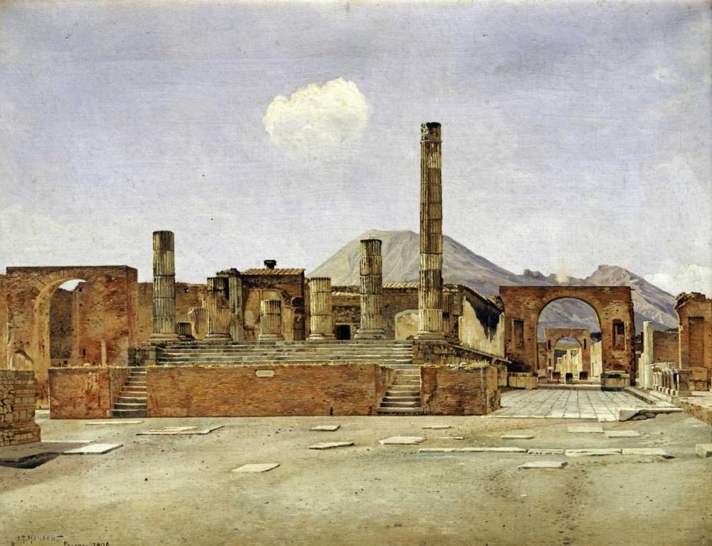 Pompeii Hansen, Josef Theodor 90375