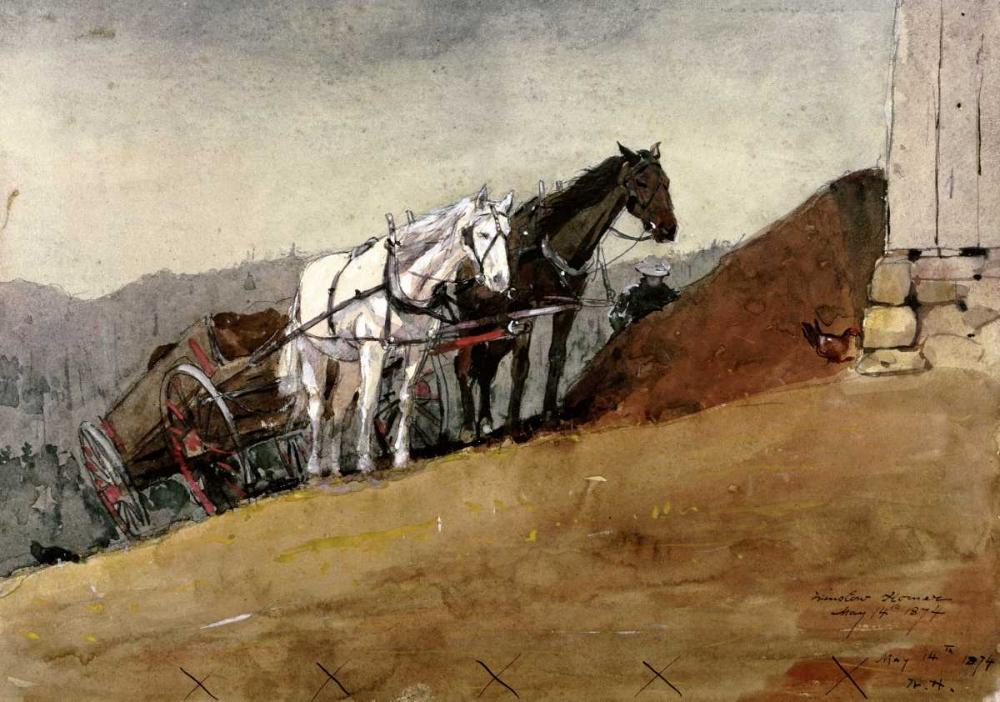 The Hill Top Barn - Houghton Farm Homer, Winslow 90407
