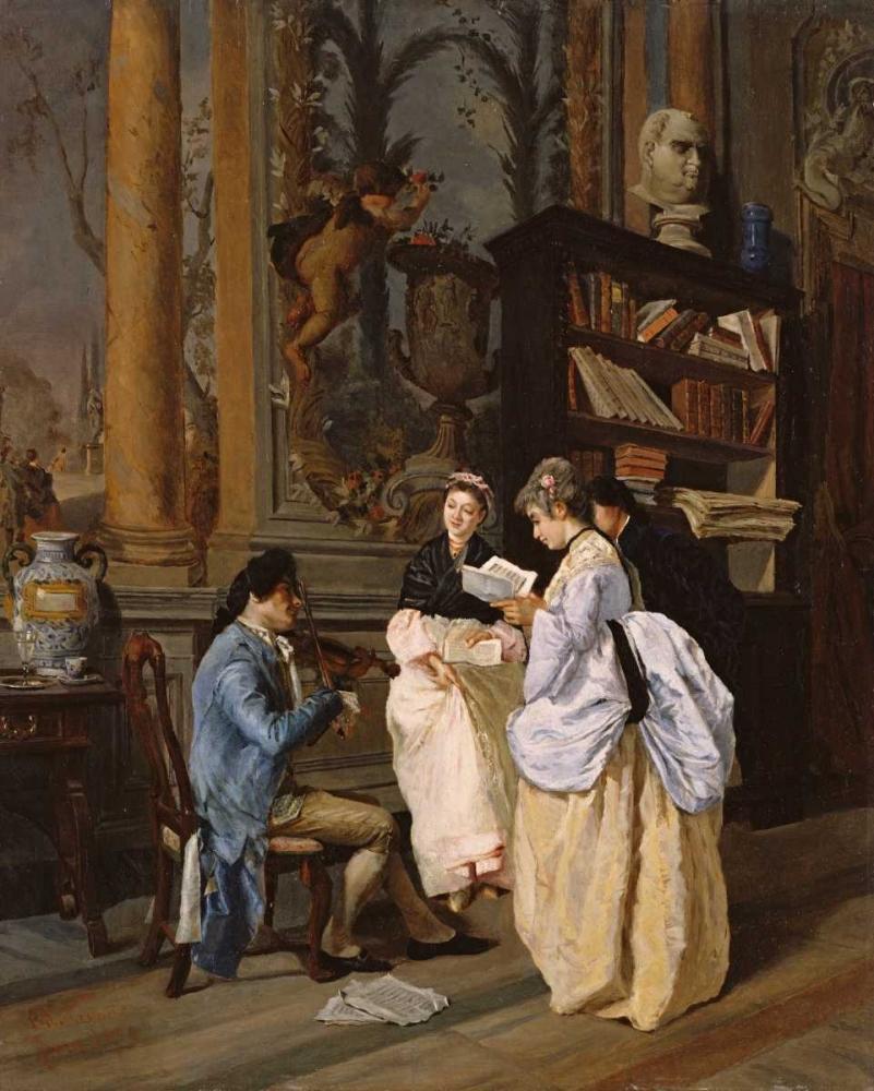 A Musical Interlude Navone, Edouardo 90513