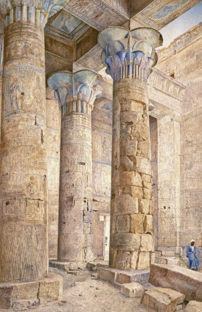 The Temple of Philae, Egypt Newman, Henry Roderick 90515