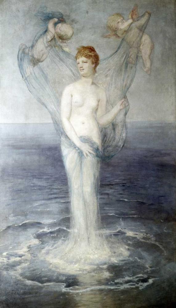 Birth of Venus Bocklin, Arnold 90757